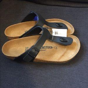 COPY - Brand New Black Birkenstock Sandals Sz EU …